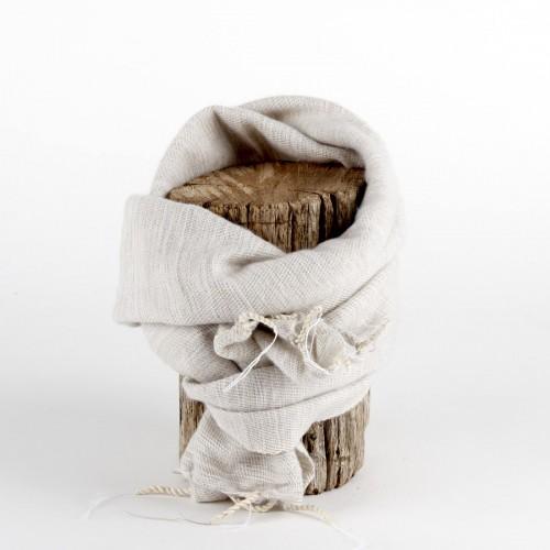 Kleine Sjaal Crème