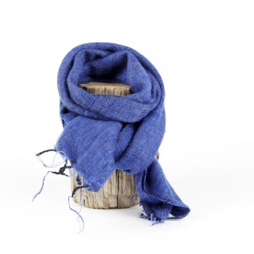 Kleine Sjaal Blauw