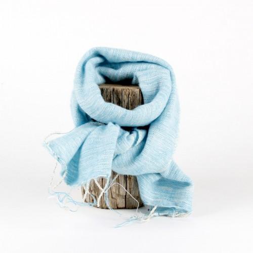 Kleine Sjaal Ibizablauw