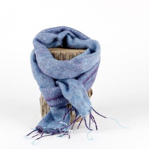Kleine Sjaal Lavendelblauw