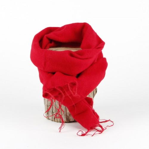 Kleine Sjaal Rood