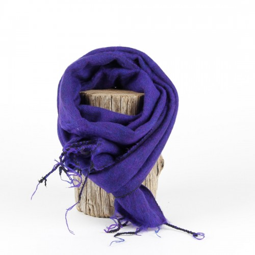 Kleine Sjaal Paars