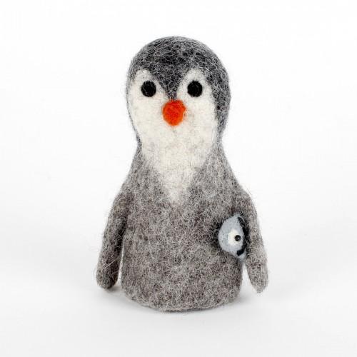 Eiwarmer Pinguïn