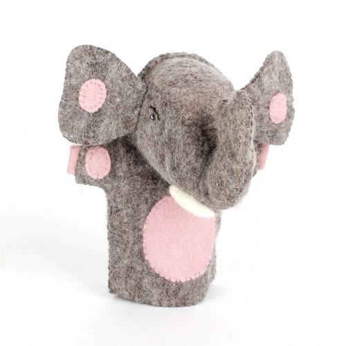 Handpop Olifant 3D