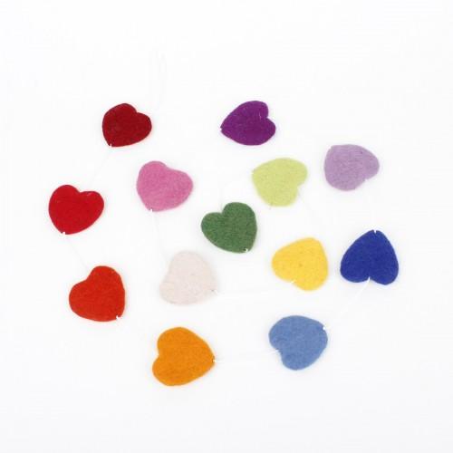 Viltslinger Hart Multicolor