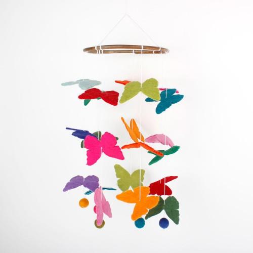 Mobiel Vlinder