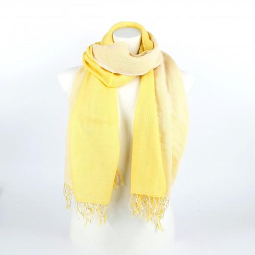 Dubbel Katoen Sjaal...