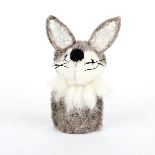 Vingerpopje Wolf 3D