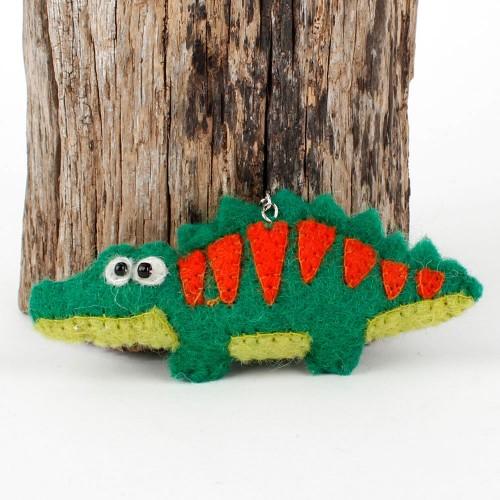 Sleutelhanger Vilt Krokodil