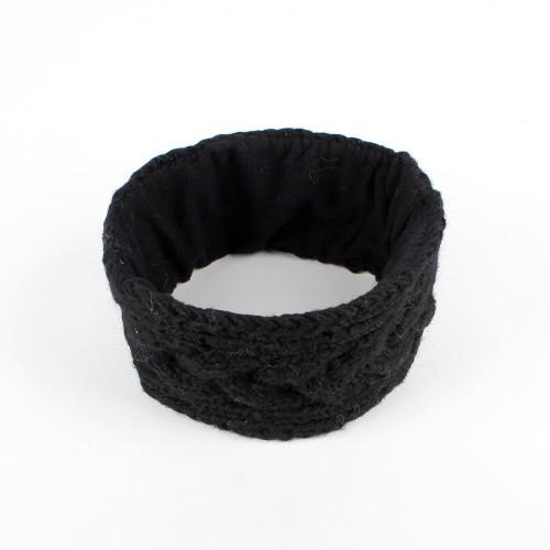 Haarband Kabel Zwart