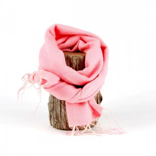 Kleine Sjaal Flamingo Roze