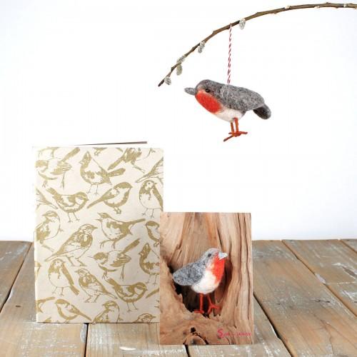Cadeaupakket Tuinvogels Wit